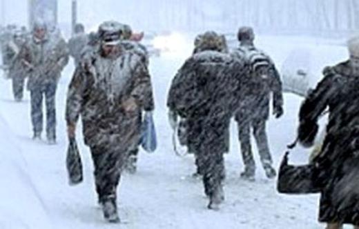 Оперативное предупреждение от МЧС России по Алтайскому краю на 21 января