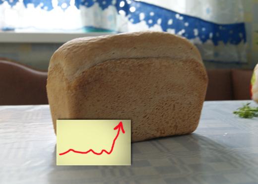 Хліб може подорожчати до десяти гривень