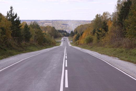 Схема строительства дороги от Томской области до Яшкина утверждена.